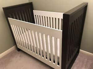Mother Hubbard's Very Solid Baby/Children's Crib  Made In Canada
