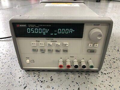 Keysightagilent E3630a Bench Power Supply