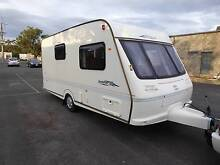 2001 Fleetwood 450 Vanlander with Air Conditioning, Two Berth, Boronia Knox Area Preview