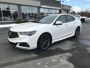 Acura TLX Tech A- spec 2018 * Transfert de location *
