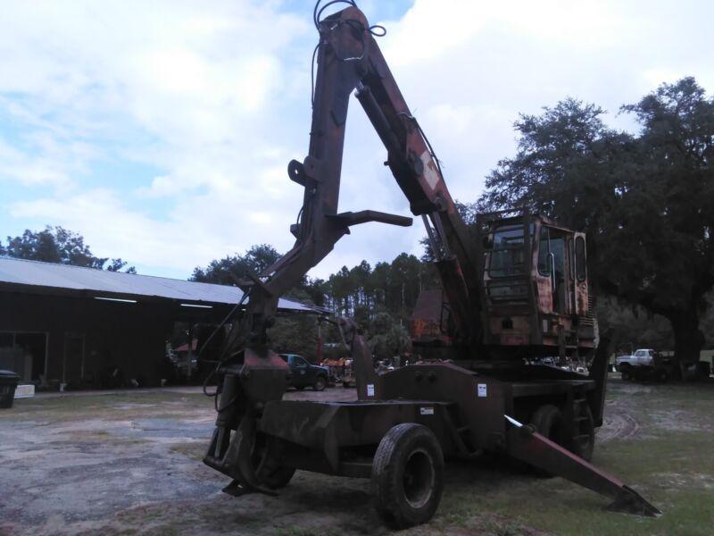 275 barko loader self propelled