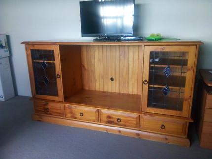 Tv Sound System Cabinet