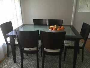 Dining setting Underdale West Torrens Area Preview