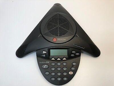 Polycom Soundstation 2w Ex 1.9ghz Dect 6.0 2201-67800-160 Expandable Phone Only