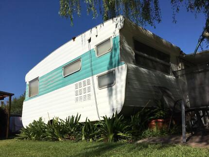 Site 66 - On site caravan at Tudor Caravan Park, Rosebud Rosebud Mornington Peninsula Preview