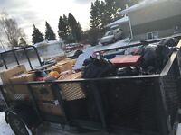 $20+ RUBBISH JUNK GARBAGE TRASH Removal & Hauling 403-835-6969