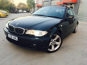 BMW Manuel 325CI coupe 6 months rego Essendon Moonee Valley Preview