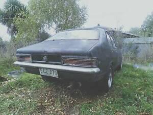 1971 Holden Torana SL Manual Sedan