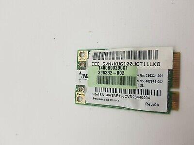 hp compaq nc6400 laptop wifi Wireless Card / Carte Wifi wlan