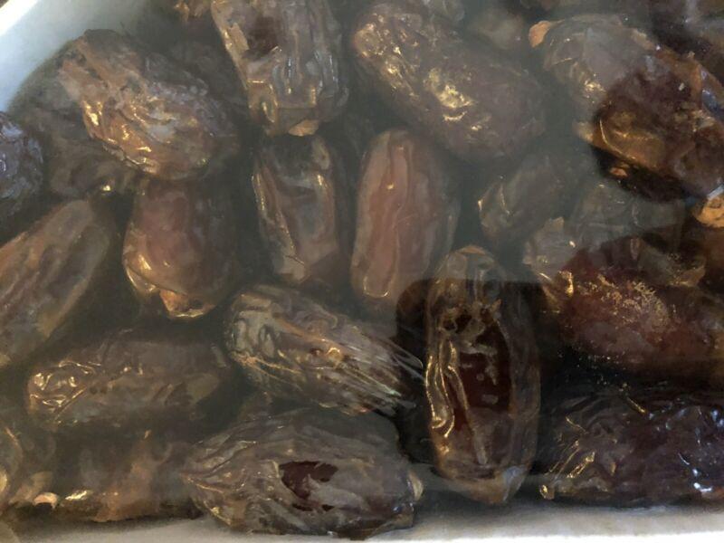 California Fresh Medjool Dates - 5 lbs
