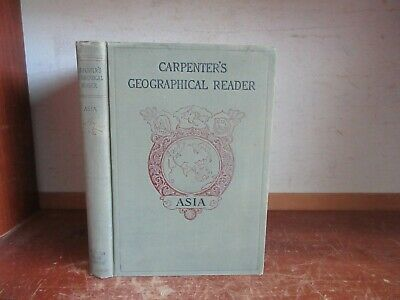 Old ASIA Book JAPAN CHINA KOREA SIAM INDIA PERSIA HISTORY CULTURE GEOGRAPHY LIFE