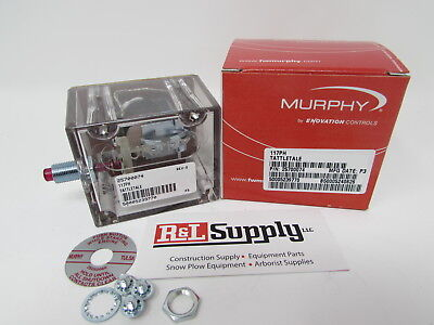 Murphy Switch 117ph Tattletale Magnetic Switch Used On Bandit Chippers