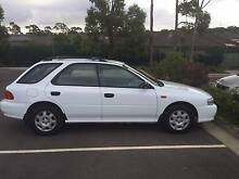 1999 Subaru Impreza Hatchback Wallsend Newcastle Area Preview