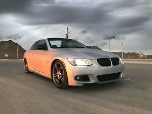 BMW 335is Cabriolet (Convertible), Second Owner Bone Stock