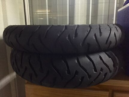 Michelin Anakee 3 III Motorcycle Tyres - 110/80 R19 - 150/70 R17 Southport Gold Coast City Preview