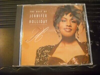 The Best of Jennifer Holliday CD BMG Direct (The Best Of Jennifer Holliday)