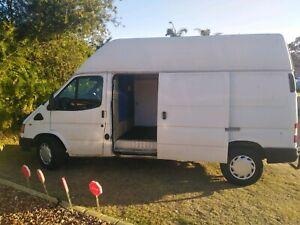 Transit van, diesel high top