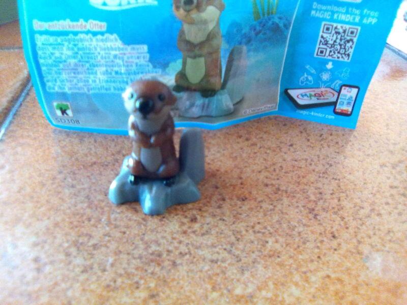 Der entzückende Otter - Findet Dorie  (SD308)