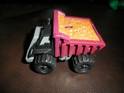 Rare 1994 Mattel Hot Wheels Attack Pack Monster Dump Truck Working Mouth 101