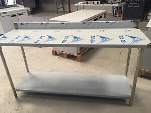 Bench Stainless Steel Commercial Perth Region Preview