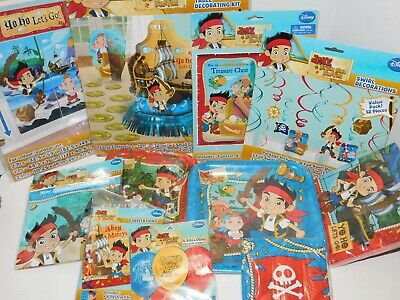 Jake And Neverland Pirates Decorations (Jake and the Neverland Pirates Birthday Party Napkins Decorations)