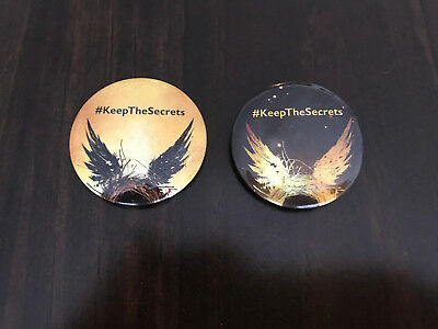Harry Potter And The Cursed Child Keep The Secrets Pins Broadway  Keepthesecrets