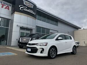 2018 Chevrolet Sonic 5-door LT - 6AT LT/RS