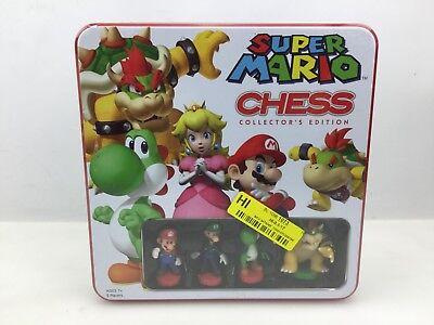 Super Mario Chess Collectors Edition Tin