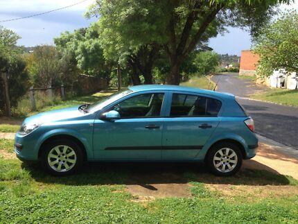 Holden Astra 4 door Hatch 2005