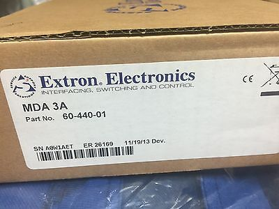EXTRON MDA 3A 60-440-01 - NEW IN BOX