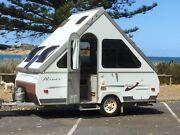 A'van A'Liner camper 2002 Encounter Bay Victor Harbor Area Preview
