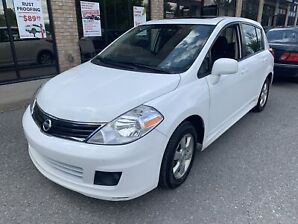2012 Nissan Versa SL NO Credit Check Required Easy Financing