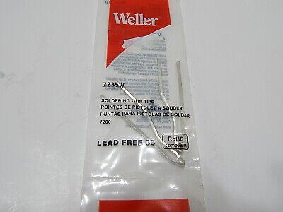 Weller 7253w Soldering Tip Pack Of 2