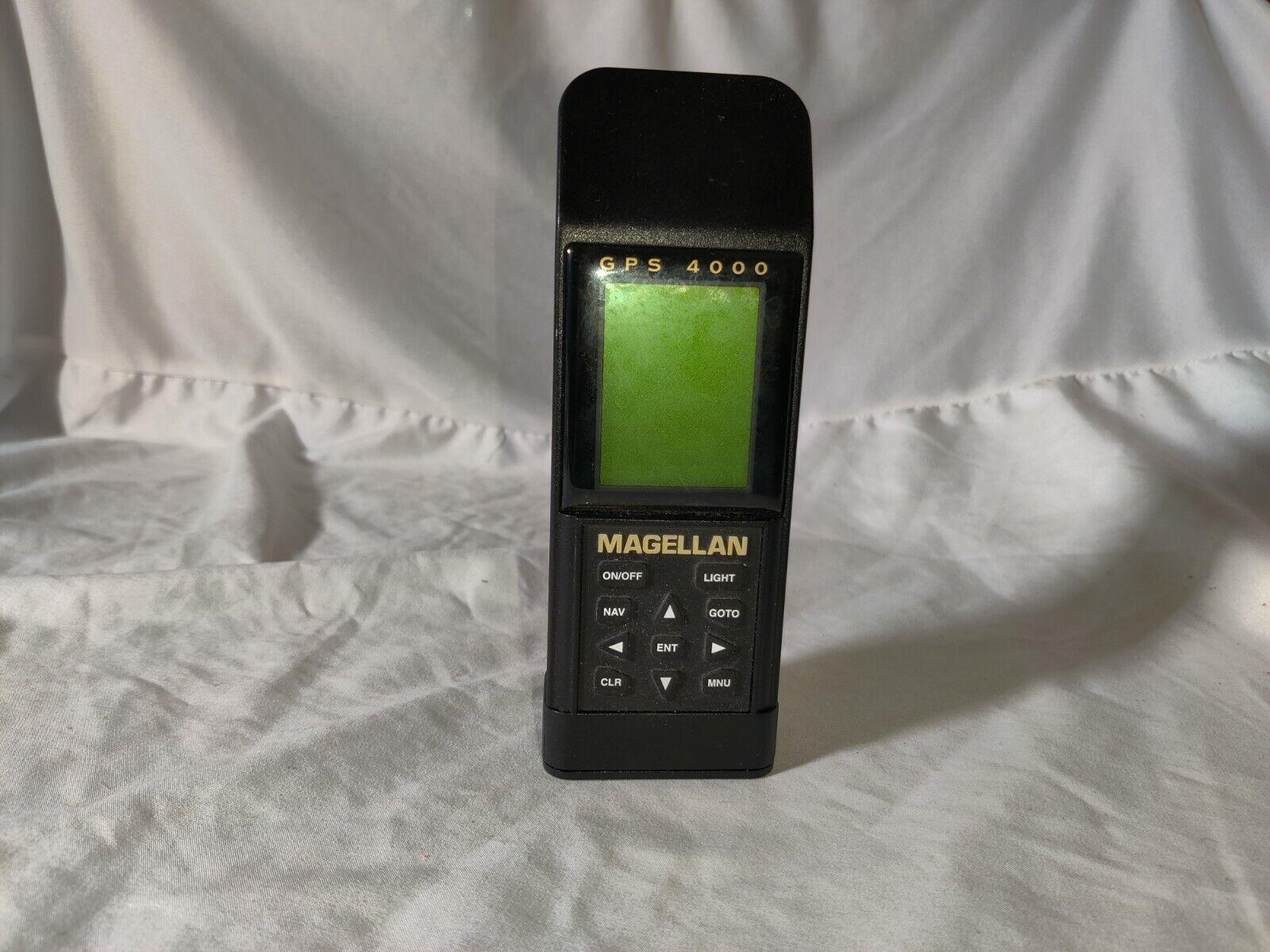 Magellan GPS 4000 XL Handheld Hiking GPS - $20.00