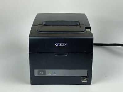 Citizen Pos Point Of Sale Thermal Printer Tz30-m01 Ct-s310iiubk With Usb Cord