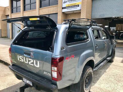 Premium ABS CANOPY for ISUZU D-MAX