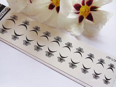 Jewel Tattoos (Cuticle Nail Art Jewel Necklace Style Temporary Tattoo Transfer Sticker Decal N7)