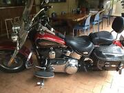 Harley Davidson 2007 Heritage softail FLSTC Millbrook Albany Area Preview