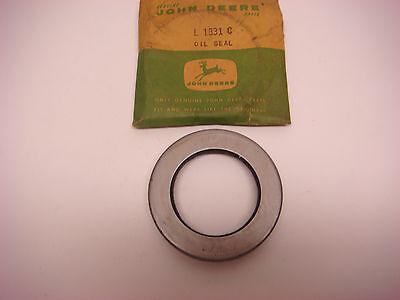 Nos John Deere Part No. L1831c Oil Seal Jd108 Vintage Tractor Farm Equipment