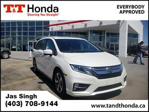 2018 Honda Odyssey EX No Accidents, Power Sliding Doors, Buil...