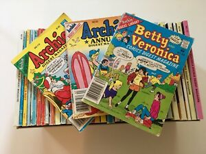 Archie Comic Book Collection Lot 1990's