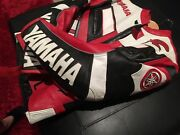 Yamaha R leather jacket  Firle Norwood Area Preview