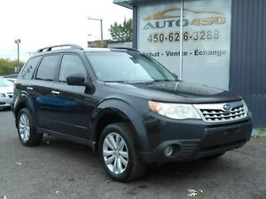 Subaru Forester TOURING 2011 ***MAGS,TOIT PANORAMIQUE,AIR CLIMAT