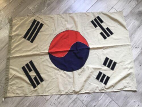 Rare !!!!  South Korea Flag Navy Fleet Original Wool Soviet