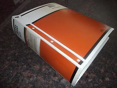 Case 580c Loader Backhoe Service Shop Repair Manual Book Original Oem