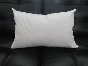 feather down 14 rectangle pillow insert form all oblong With down pillows made in usa