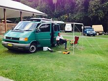 VW T4 campervan service history Pymble Ku-ring-gai Area Preview