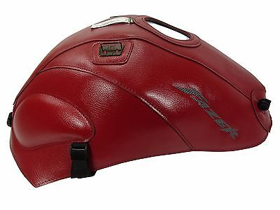 Yamaha FZS 600 Fazer 2003 BAGSTER TANK COVER protector dark RED new 02-03 1448D for sale  Shipping to Ireland