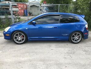 2004 Honda Civic SiR Ep3