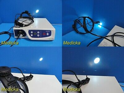 Welch Allyn Proxenon 350 Ref 90200 Surgical Light Source W Head-light 21852